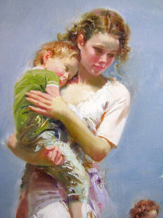 Pino Daeni, Heavenly Breeze