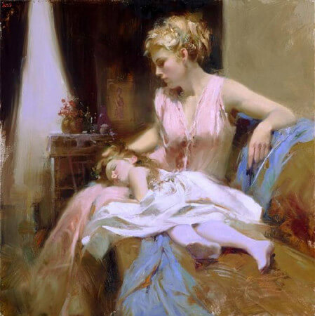 Pino Daeni, Long Day