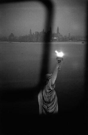Rene Burri, New York, 1959