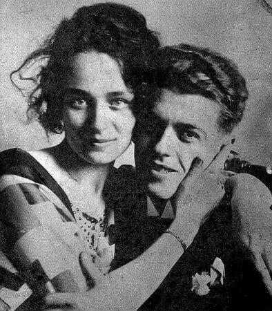 Rene Magritte, Georgette Berger