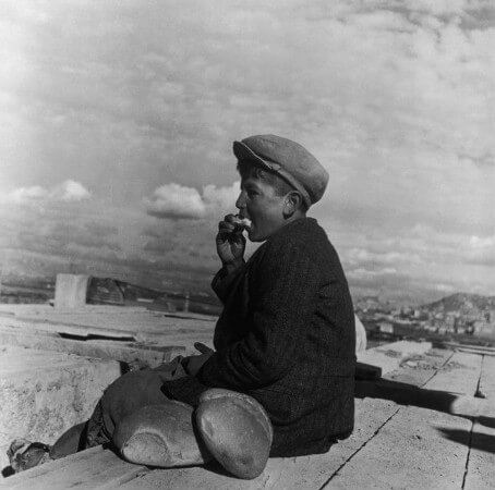 Robert Capa, Ankara, 1946