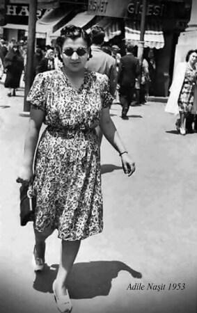 adile nasit, 1953