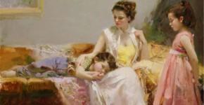 anne siirleri