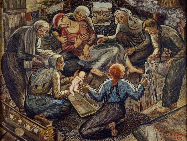 ibrahim balaban, dogum, 1950