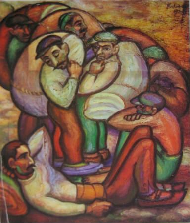 ibrahim balaban, gurbetciler, 1954