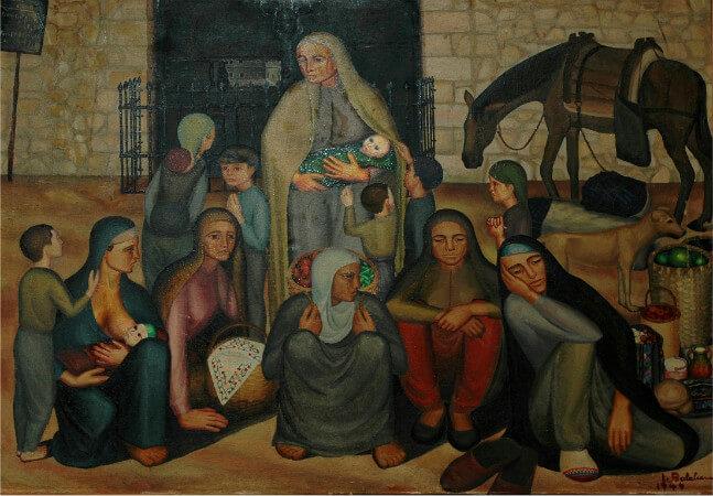ibrahim balaban, mapushane kapisi, 1944