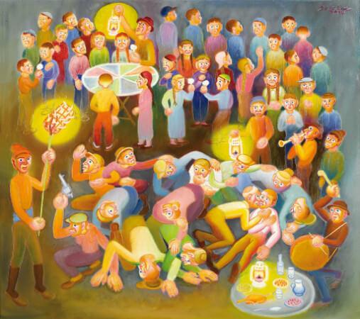 ibrahim balaban, sarhoslar, 2004