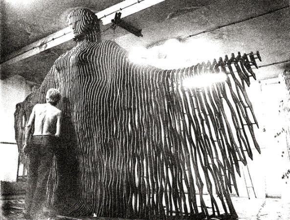 ilhan koman - akdeniz heykeli