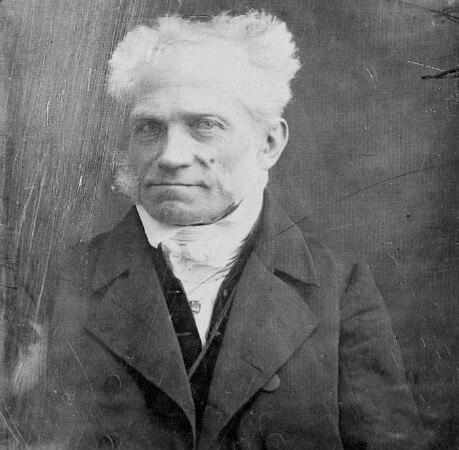 schopenhauer 1845