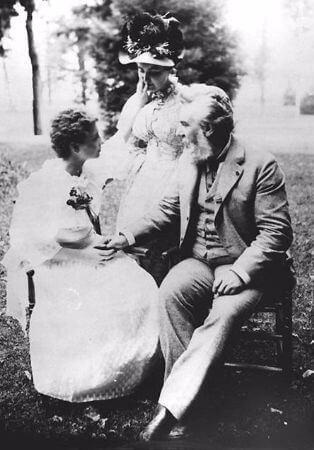 Alexander Graham Bell, Annie Sullivan, Helen Keller