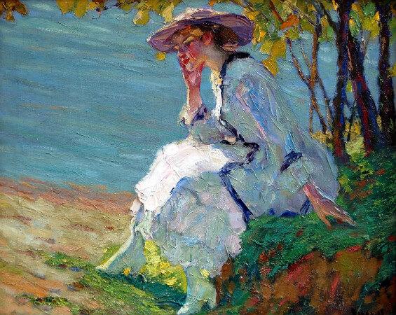 Edward Cucuel, Sommer Traumerei