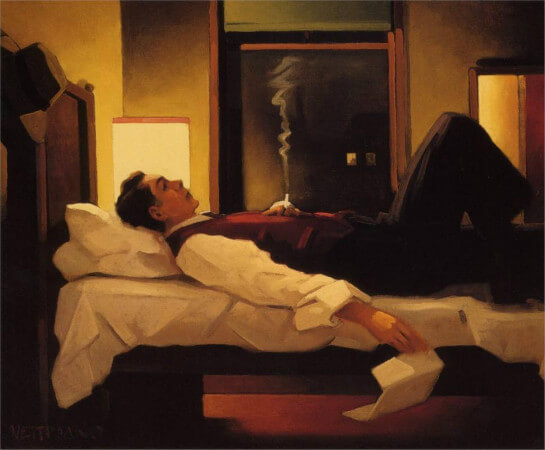Jack Vettriano, Heartbreak Hotel