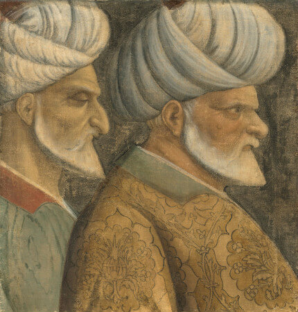 Mimar Sinan ve Barbaros Hayrettin Pasa, 1535