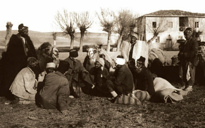 Mustafa Kemal, Golbasi, Ankara, 6 Mart 1921