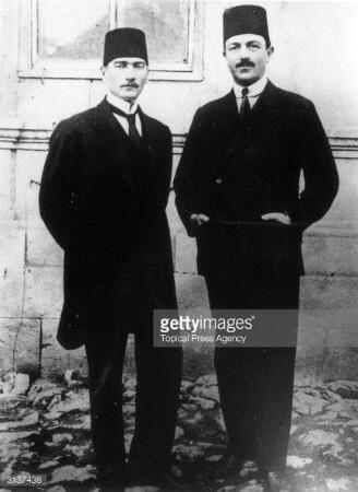 Mustafa Kemal, Rauf Orbay, Sivas, 1919