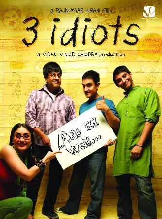 aamir khan - 3 idiots
