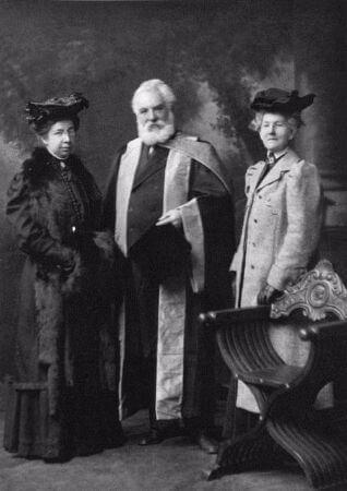 graham bell, 1906