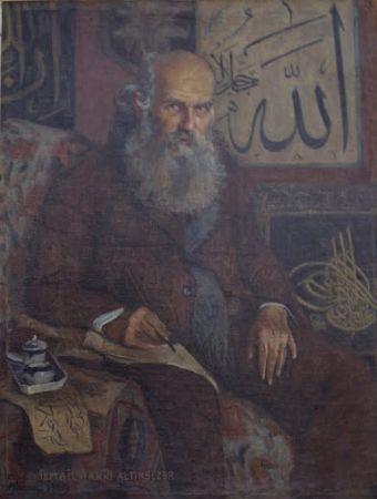ismail Hakki Altinbezer Portresi