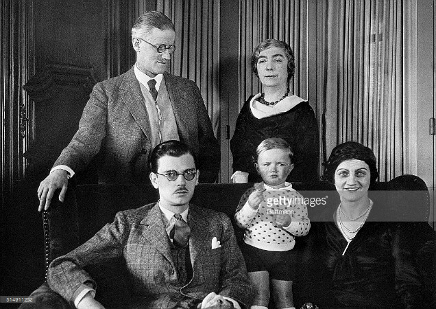 james joyce 1934