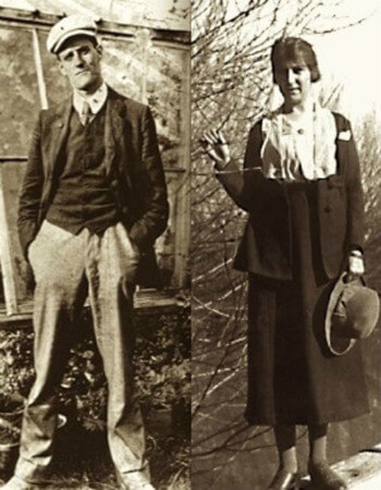 james joyce nora barnacle