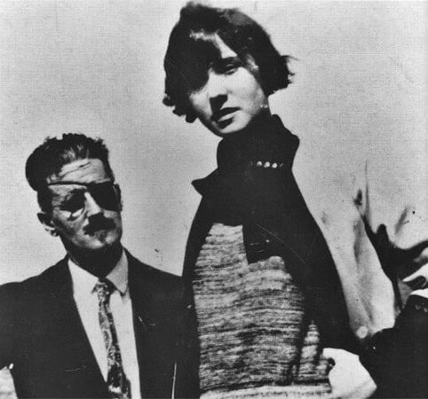 james joyce ve kizi