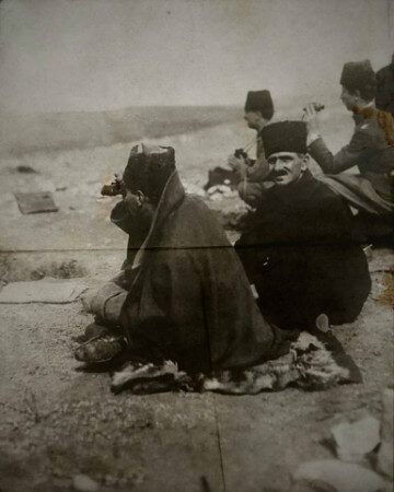 mustafa kemal, ankara, 1921
