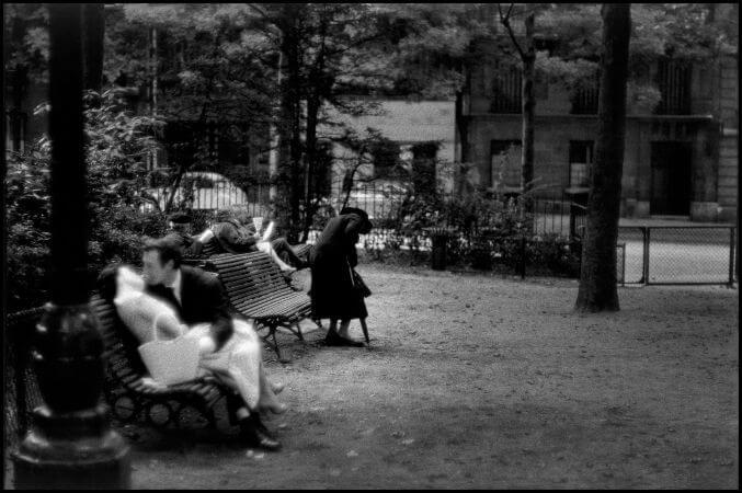 Bruce Davidson, Paris, 1959