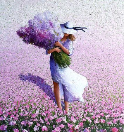 Dima Dmitriev, A Bouquet