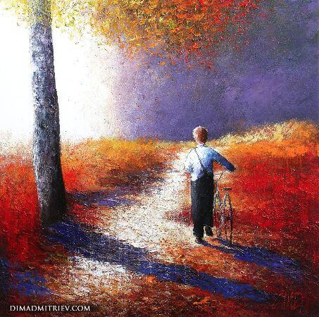 Dima Dmitriev, Autumn Walk