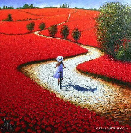 Dima Dmitriev, Path To Eden