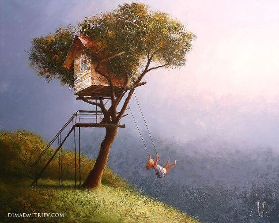 Dima Dmitriev, The Heaven Of Promise