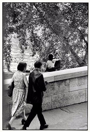 Elliott Erwitt, Paris, 1966