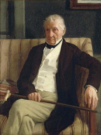 Hilaire De Gas, 1857 (Buyukbabasi)
