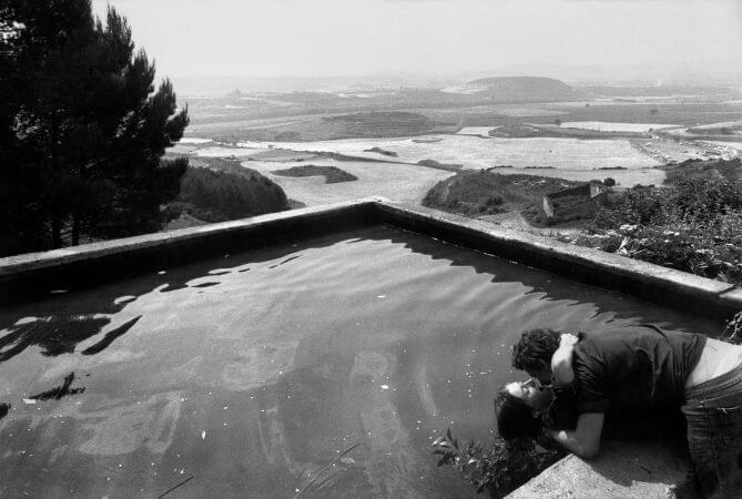 Josef Koudelka, ispanya, 1976