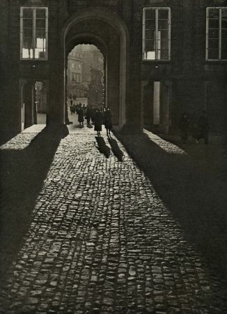Josef Sudek, Matthias Kapisi, Prag, 1924
