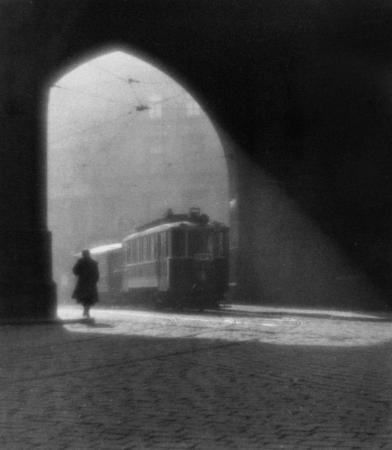 Josef Sudek, Prag, 1924