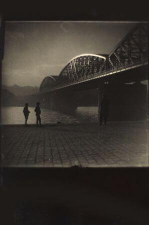 Josef Sudek, Prag, 1926