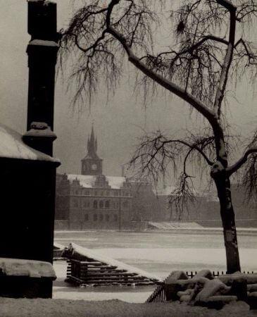 Josef Sudek, Prag, 1930