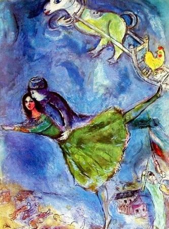 Marc Chagall, Ballet Russe Highlights, 1942-43