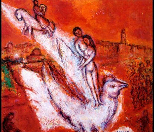 Marc Chagall, Song of Songs, 1974
