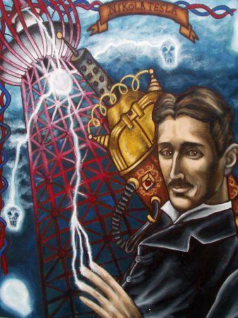Nikola Tesla, Marjorie Carmona