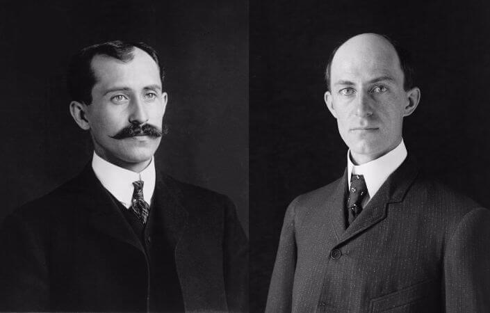 Orville Wright, Wilbur Wright