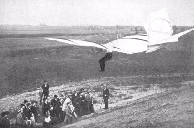 Otto Lilienthal, 1895