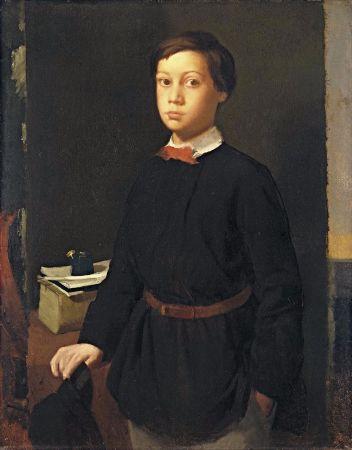 Rene De Gas, 1855 (Kardesi)