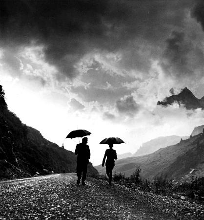 Toni Schneiders, Avusturya, 1951