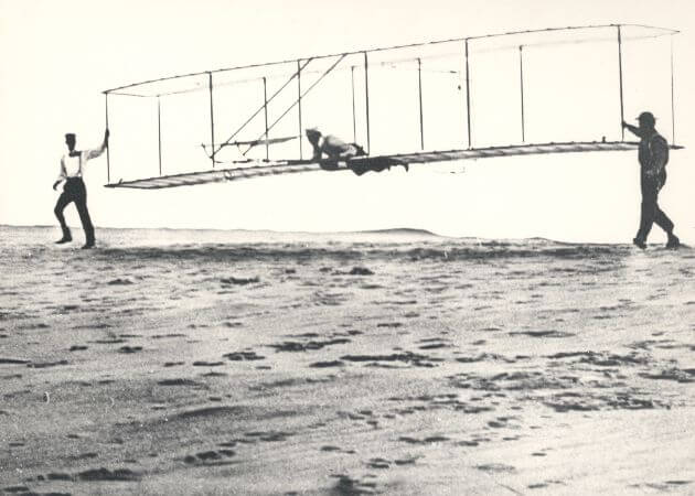 Wright Kardeslerin planor deneme ucusu, Kitty Hawk, 1902