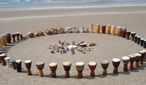 etnik muzikler