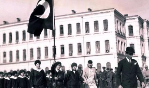 29 ekim cumhuriyet bayrami
