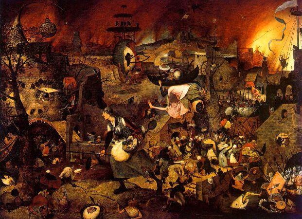 Dulle Griet (Mad Meg), 1562