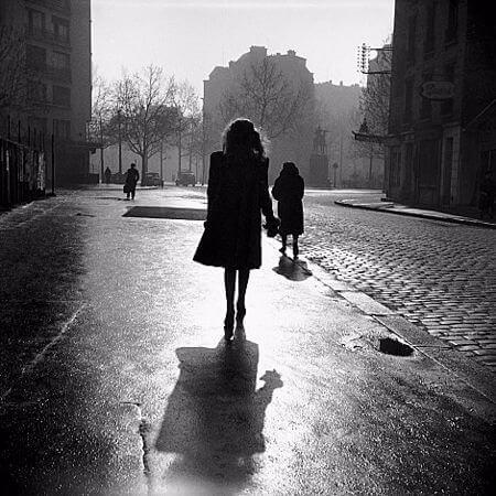 Edouard Boubat, Paris, 1948 - 2